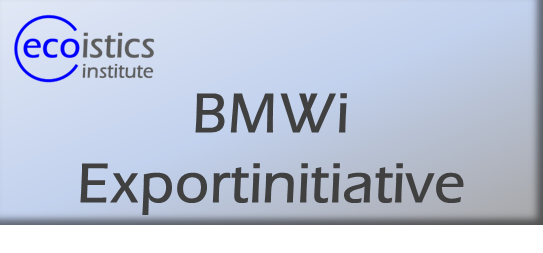BMWi Exportinitiative - ecoistics.institute